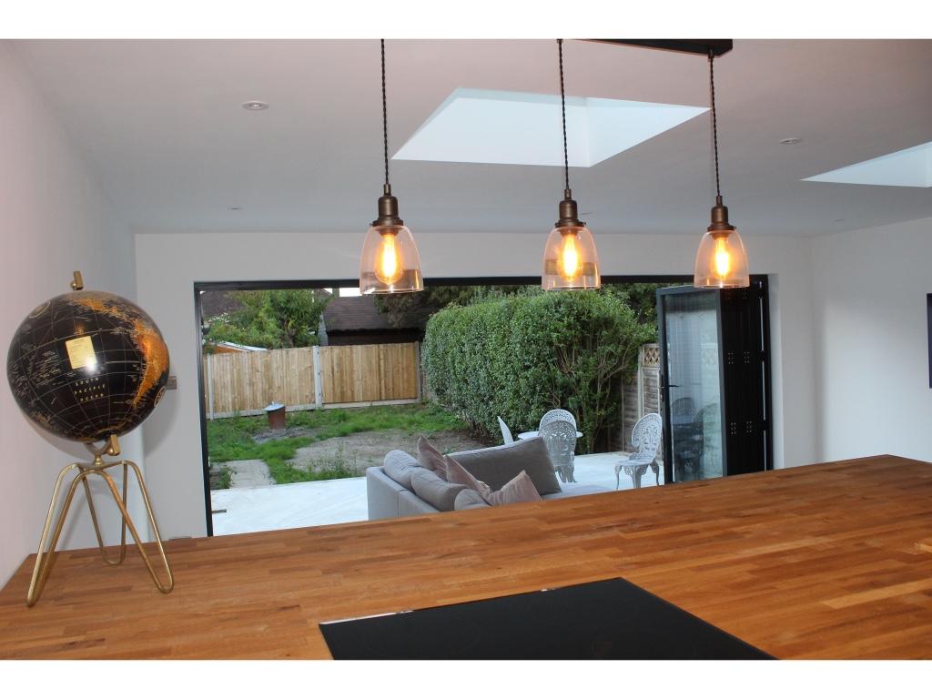 Stunning refurbishment and loft conversion