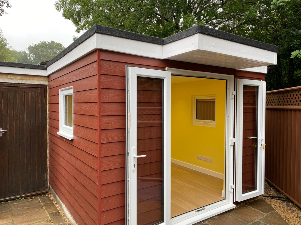 External - New office extension in East Grinstead