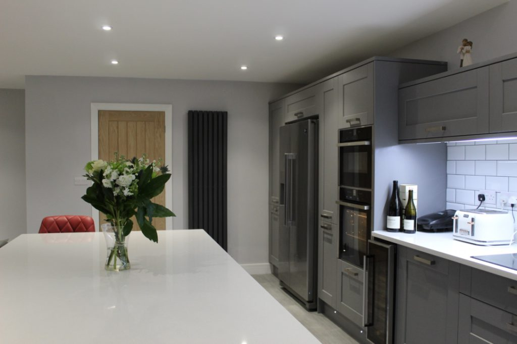 Smart modern kitchen - a lovely space