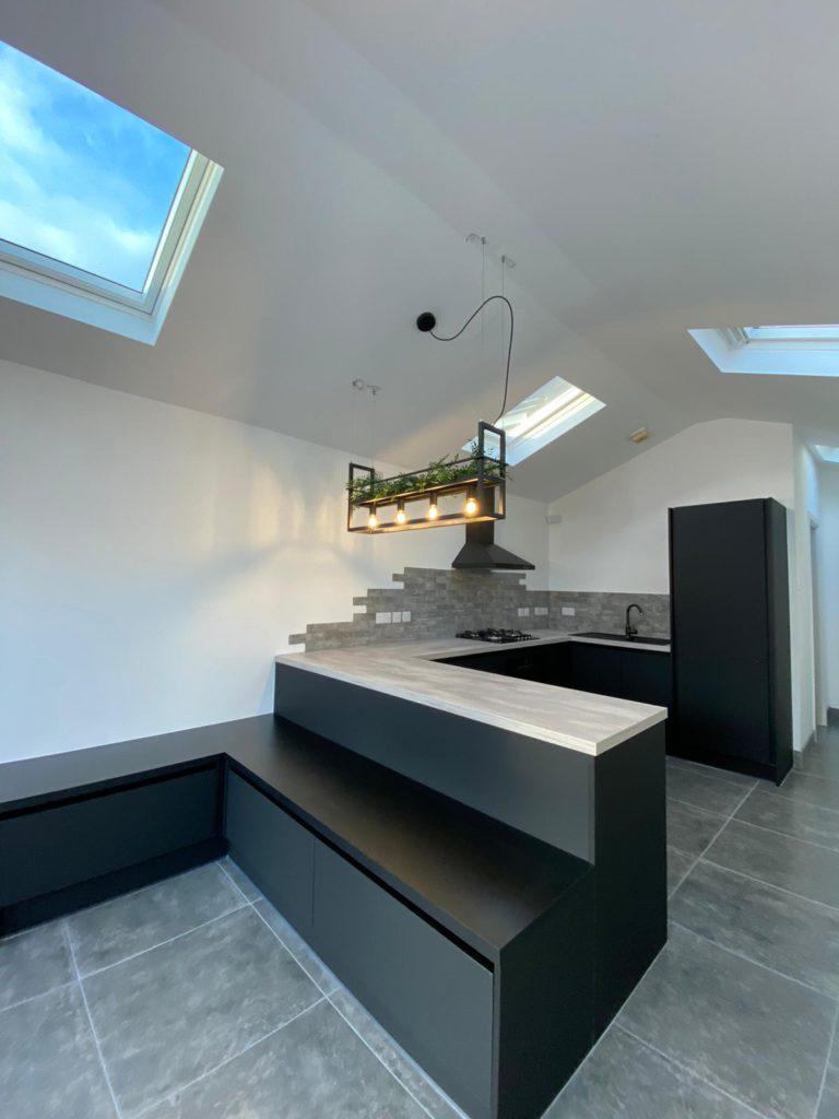 Stunning contemporary kitchen in Horsham