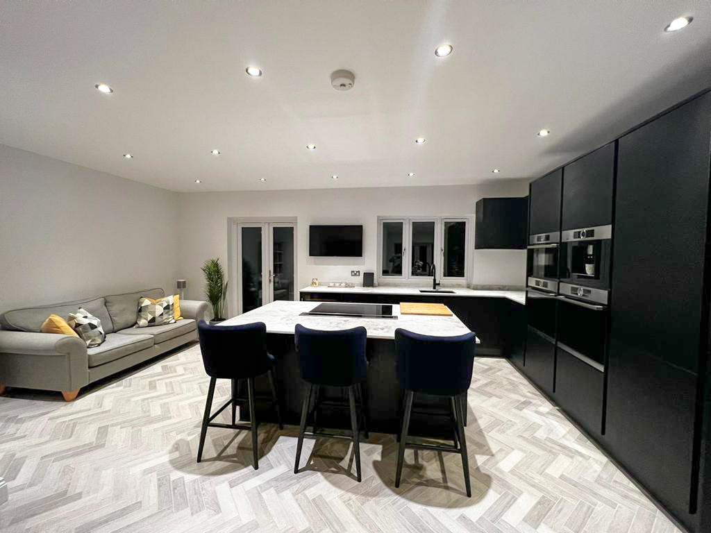 Transformative kitchen