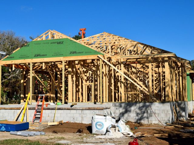 new home, construction, builder